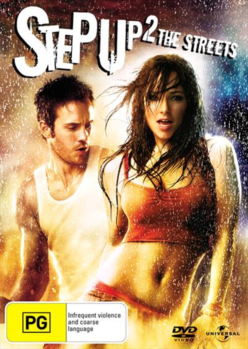 Step Up 2 - The Streets | DVD
