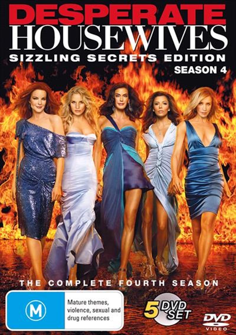 Desperate Housewives - Season 4 | DVD