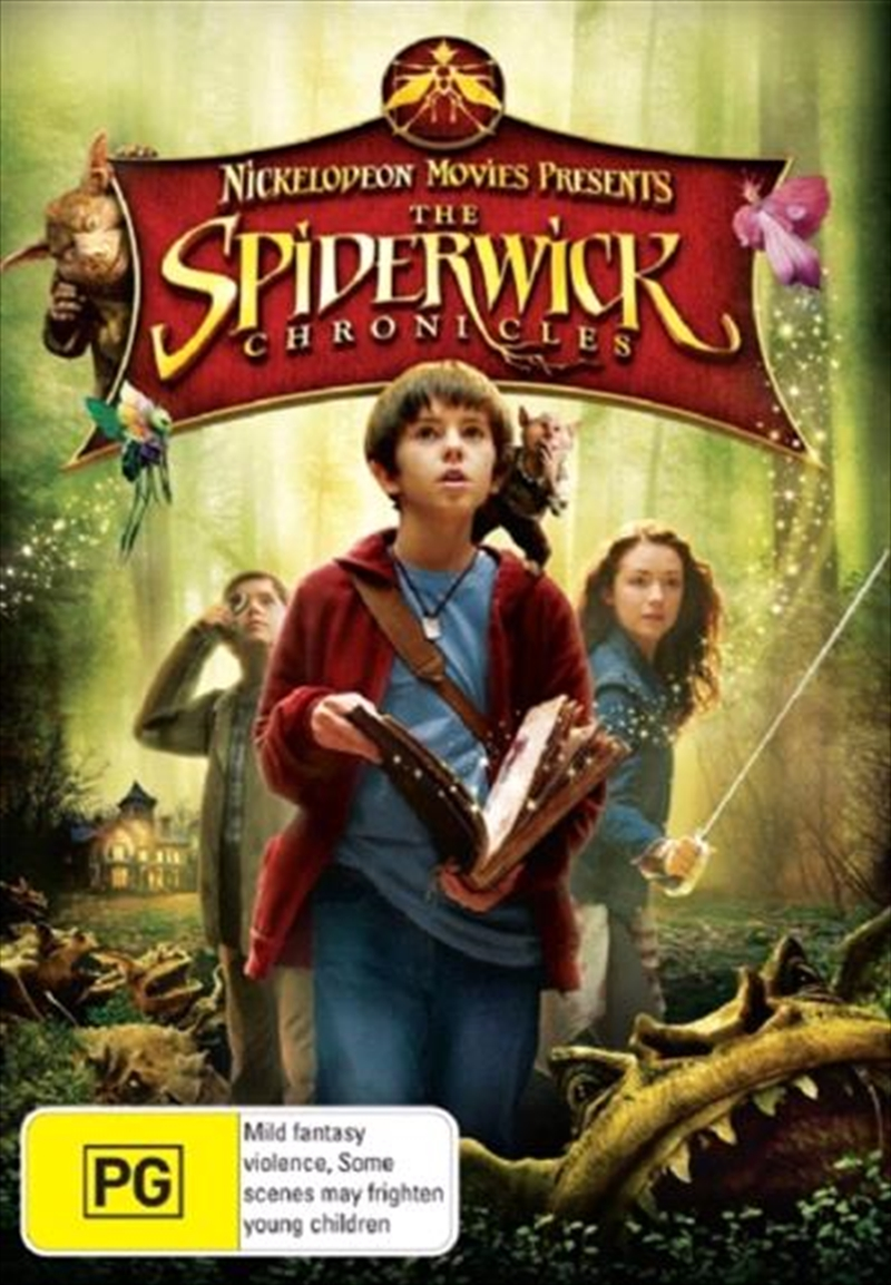 Spiderwick Chronicles, The | DVD