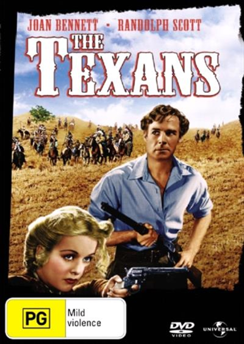 Texans, The | DVD