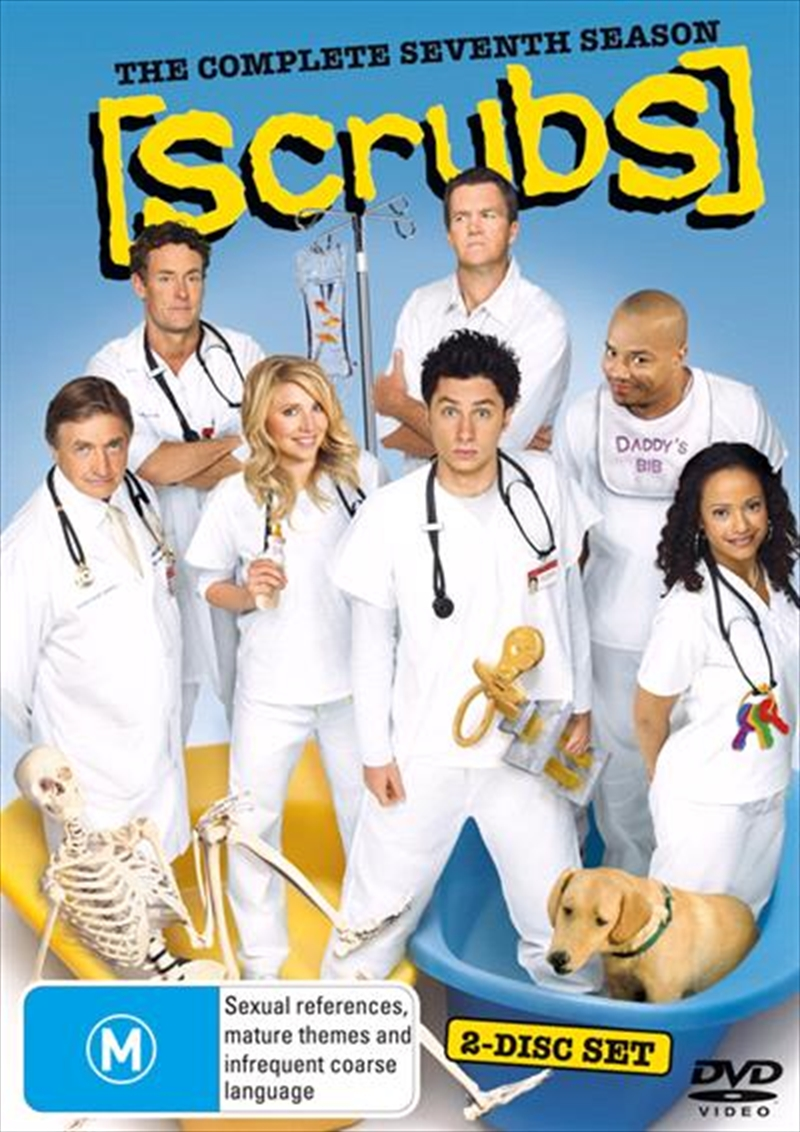 Scrubs - Season 07 | DVD