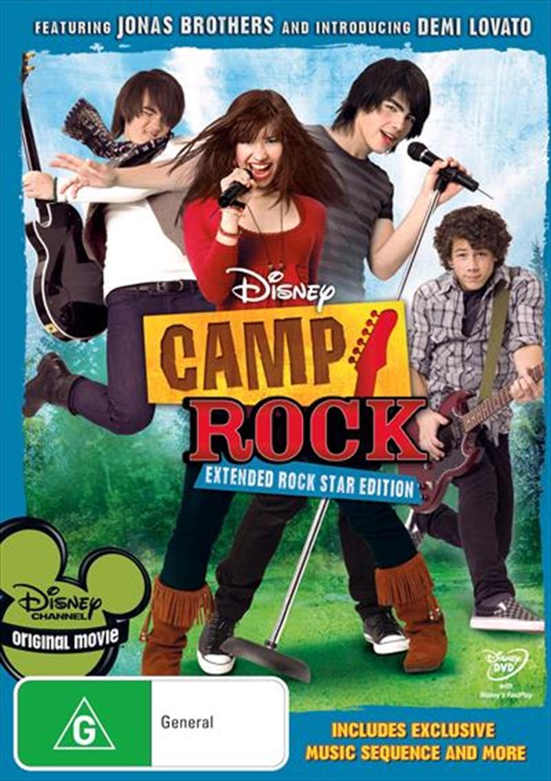 Camp Rock | DVD