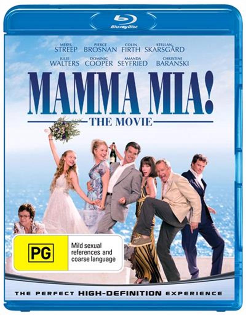 Mamma Mia! | Blu-ray
