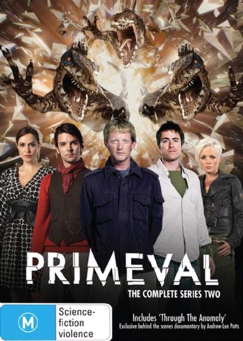 Primeval - The Complete Second Series | DVD