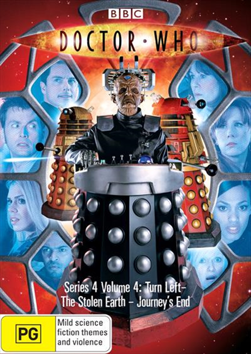 Doctor Who  - Series 04 - Vol 04 | DVD