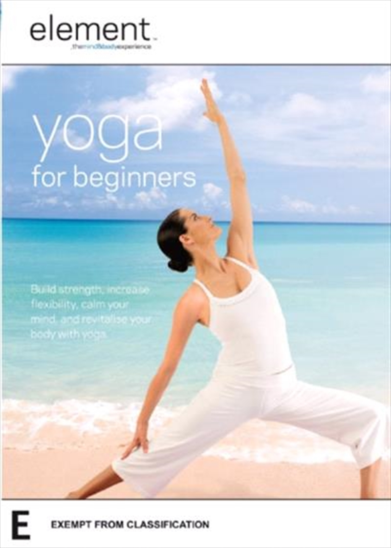 Element: AM and PM Yoga for Beginners | DVD