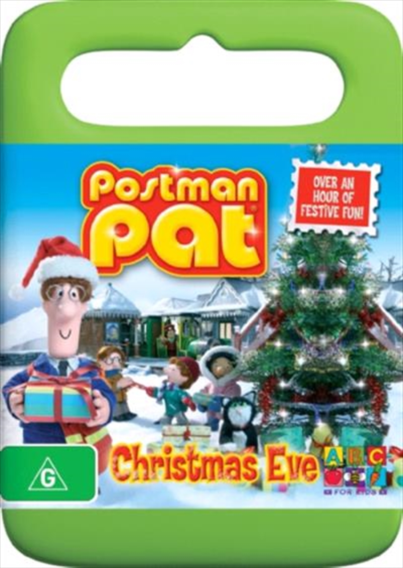 Postman Pat- Christmas Eve | DVD