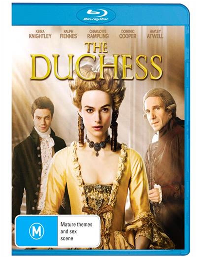 Duchess (Uncut), The   Blu-ray