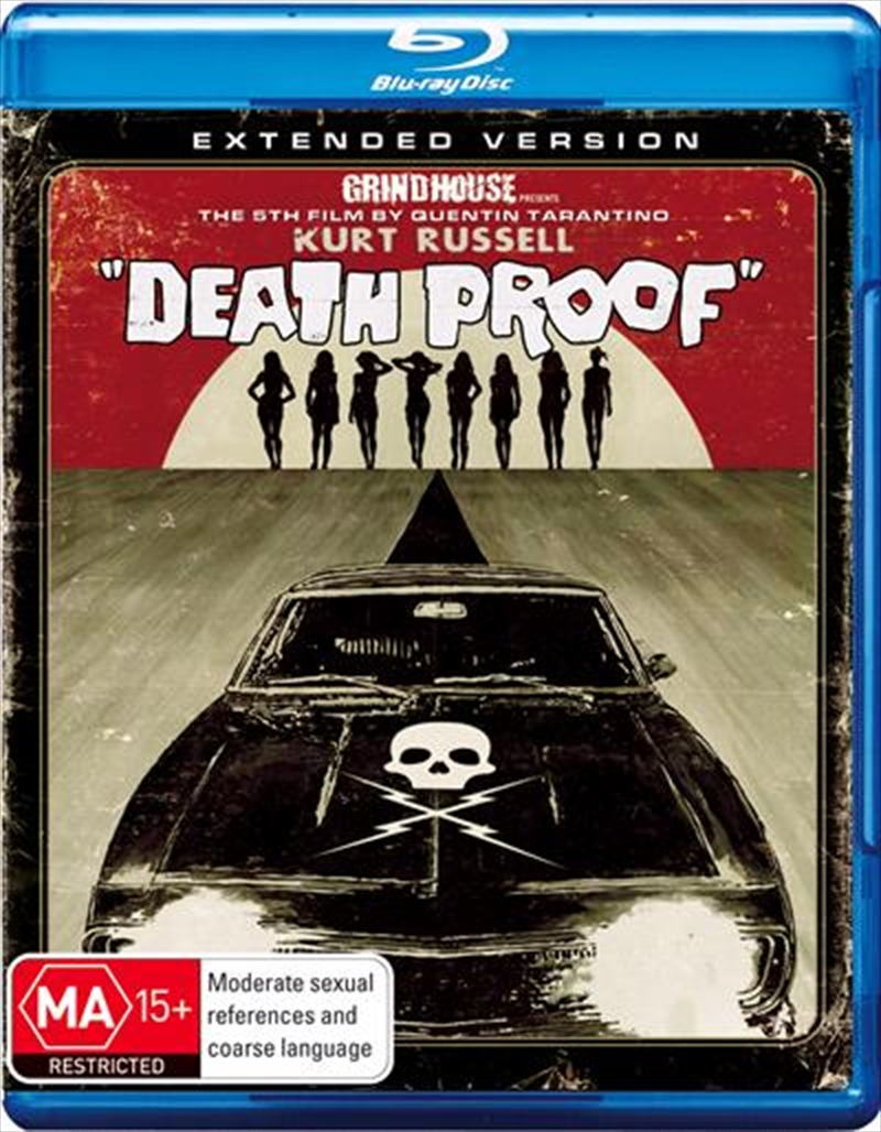Death Proof | Blu-ray