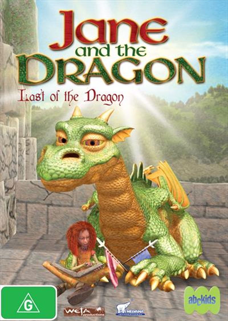 Jane And the Dragon - Last of the Dragon ABC, DVD | Sanity