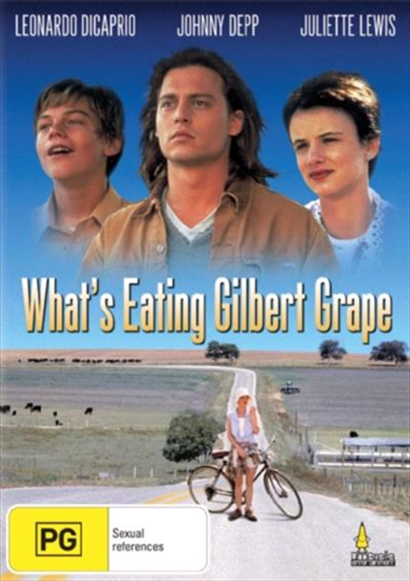 What's Eating Gilbert Grape? | DVD