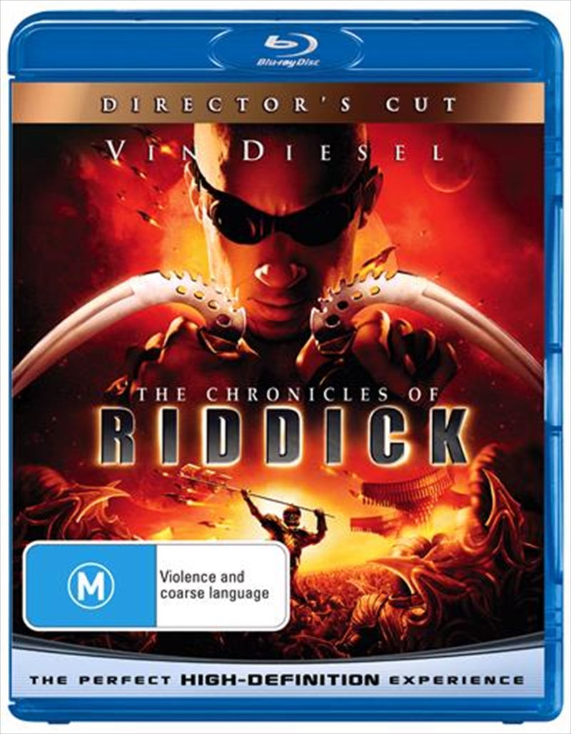 Chronicles Of Riddick  - Special Edition | Blu-ray