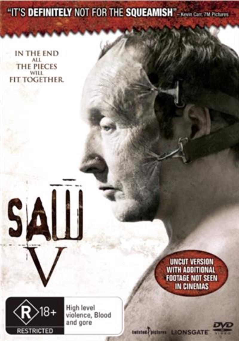 Saw V | DVD