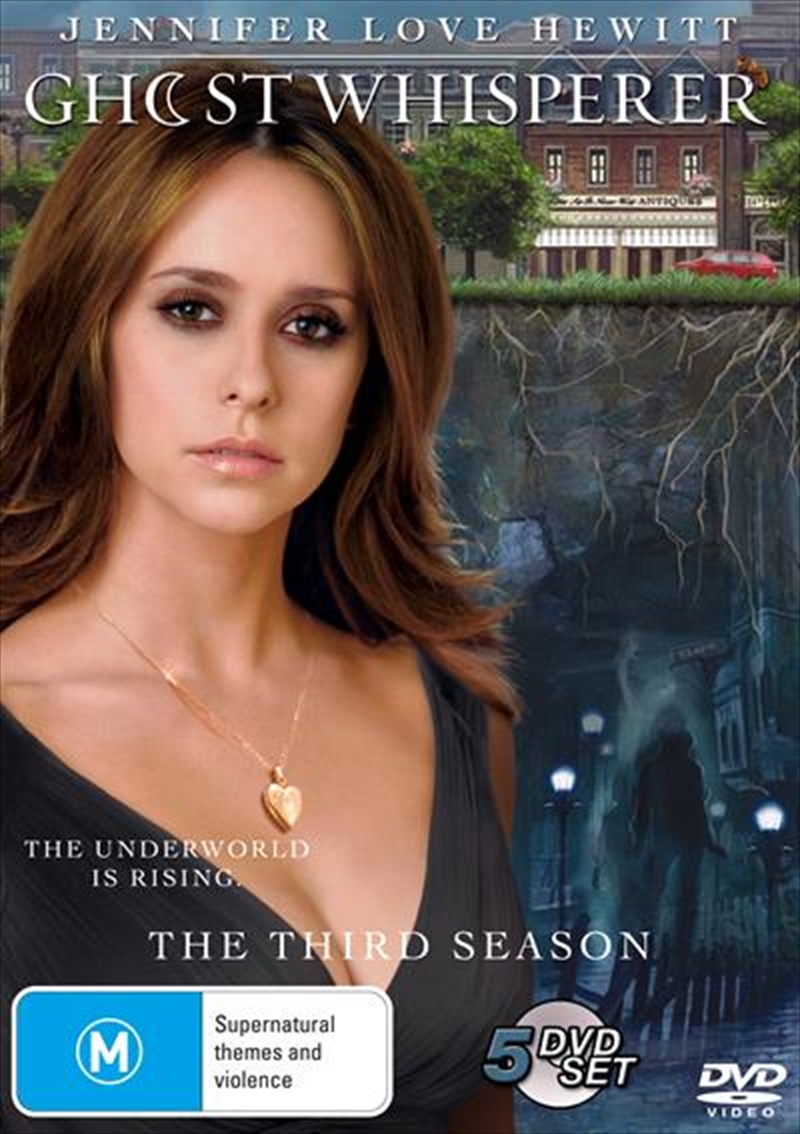 Ghost Whisperer - Season 3 | DVD