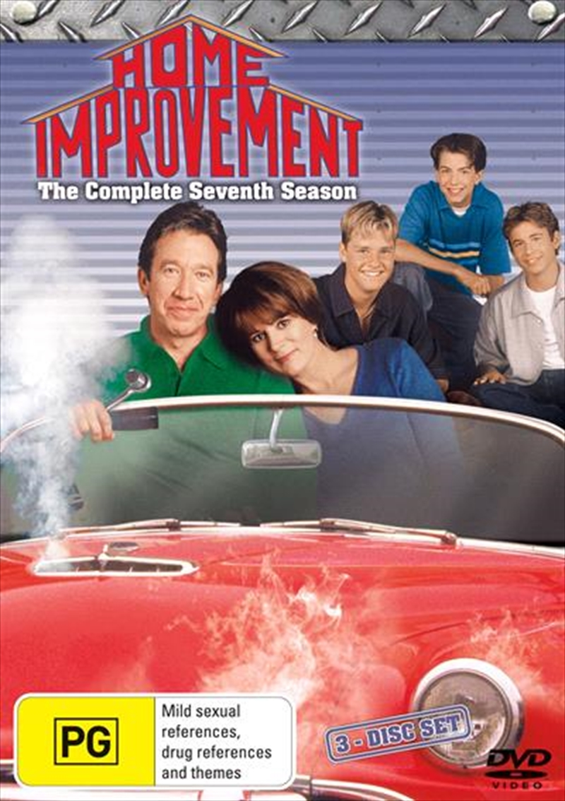 Home Improvement - The Complete Seventh Season | DVD