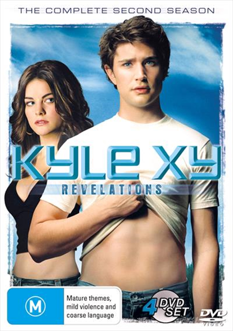 Kyle XY - The Complete Second Season | DVD