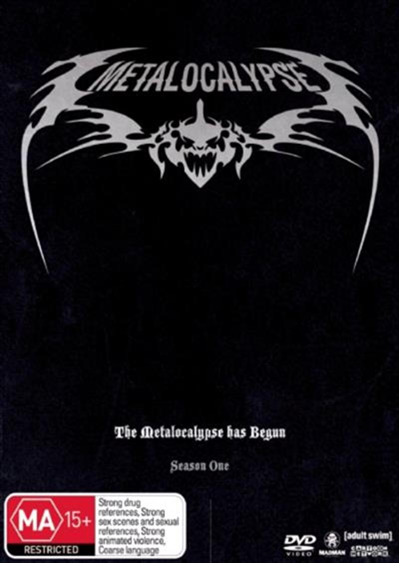 Metalocalypse - Season 01 | DVD