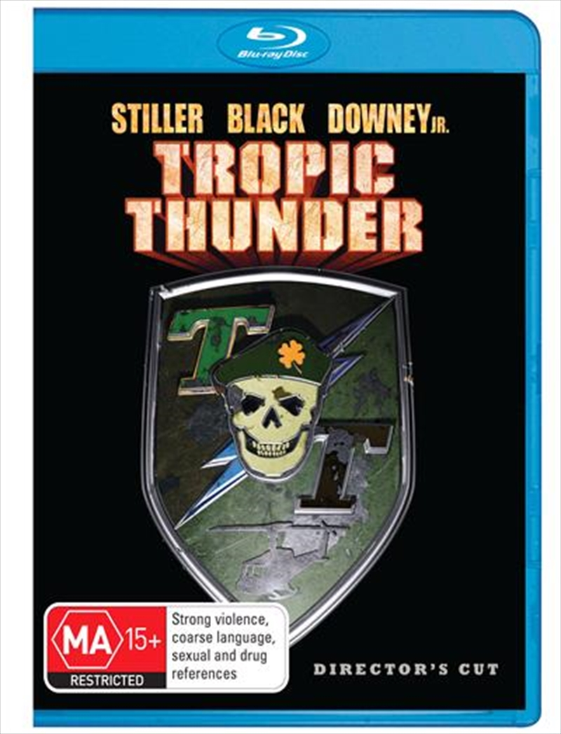 Tropic Thunder | Blu-ray