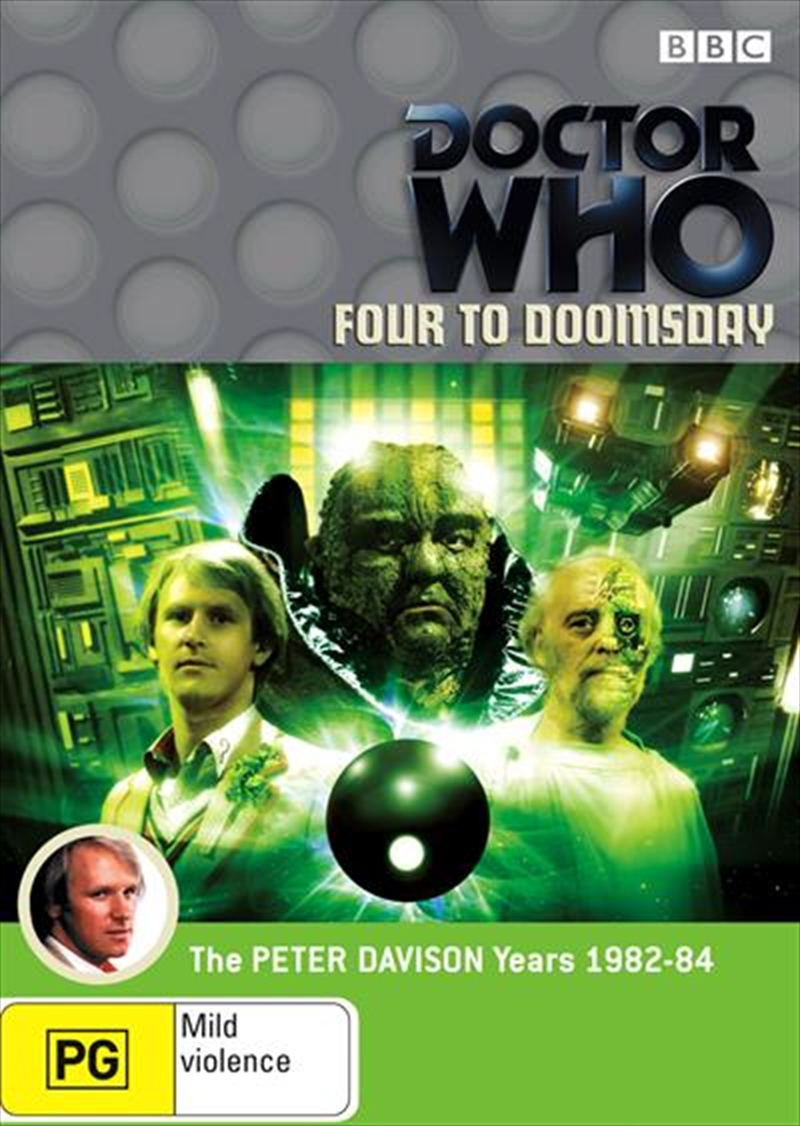 Doctor Who - Four To Doomsday | DVD
