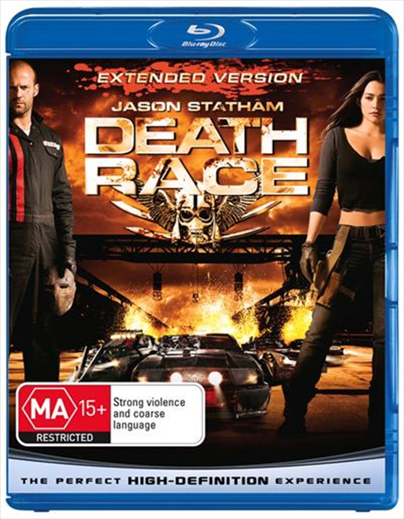 Death Race | Blu-ray