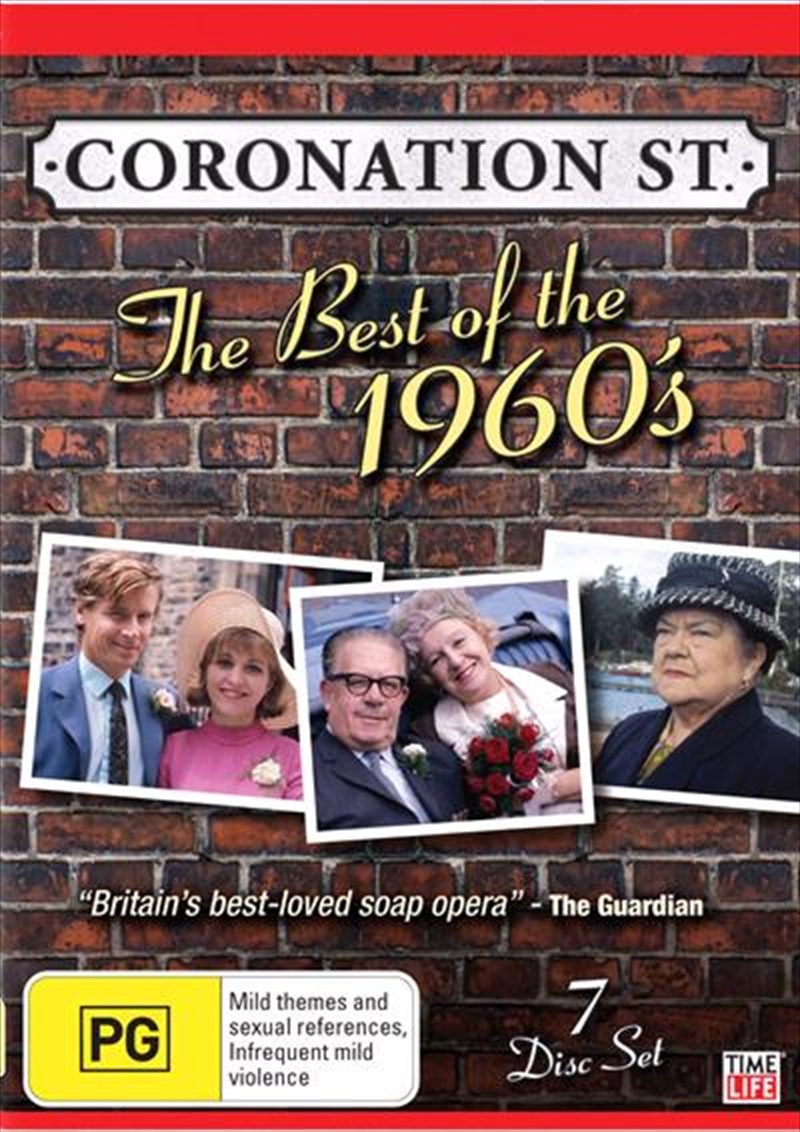 Coronation Street - The Best of the 1960's Drama, DVD | Sanity