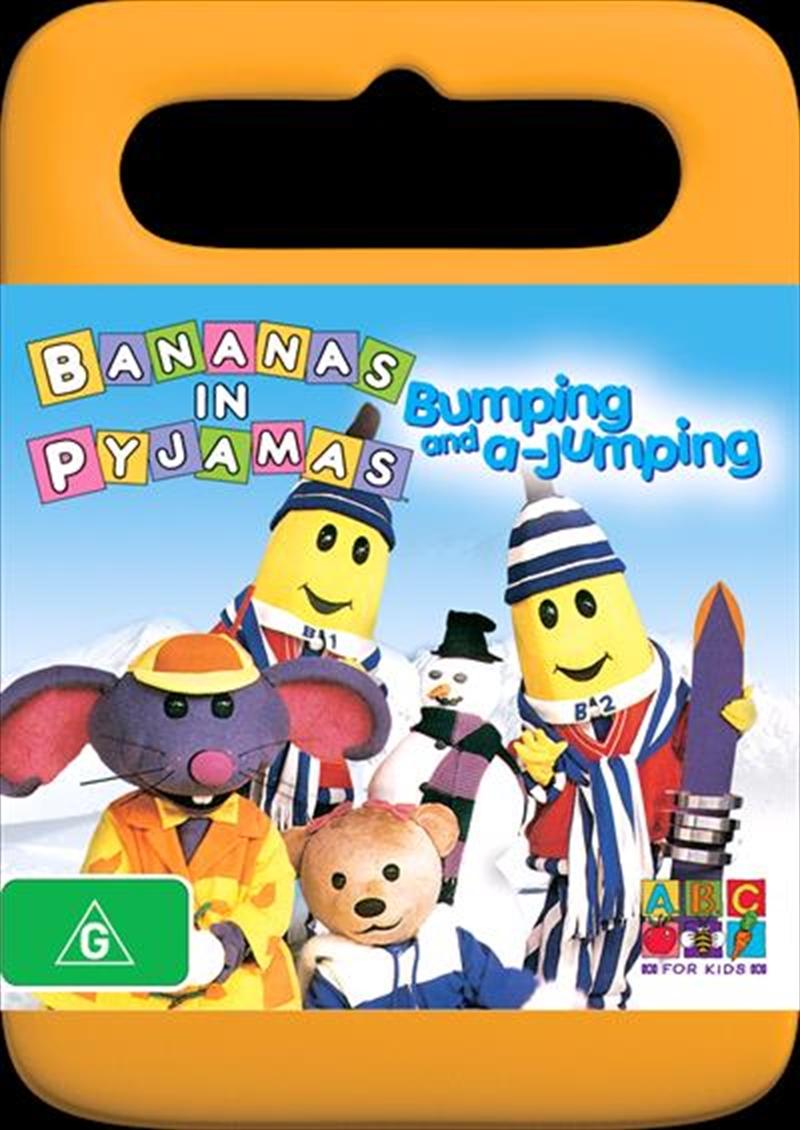 Bananas In Pyjamas Bumping And A Jumping Abc Dvd Sanity