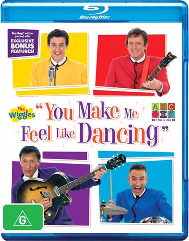 Wiggles - You Make Me Feel Like Dancing | Blu-ray