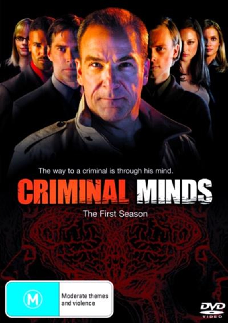 Criminal Minds - Season 1 | DVD