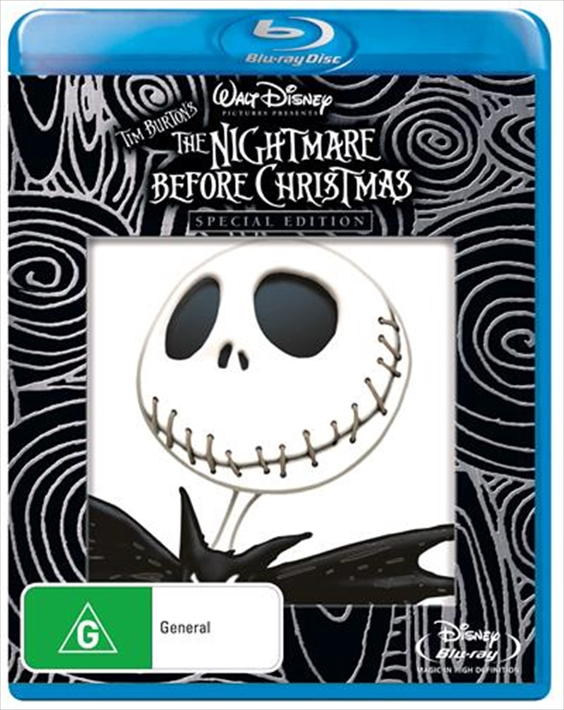 Nightmare Before Christmas, The | Blu-ray