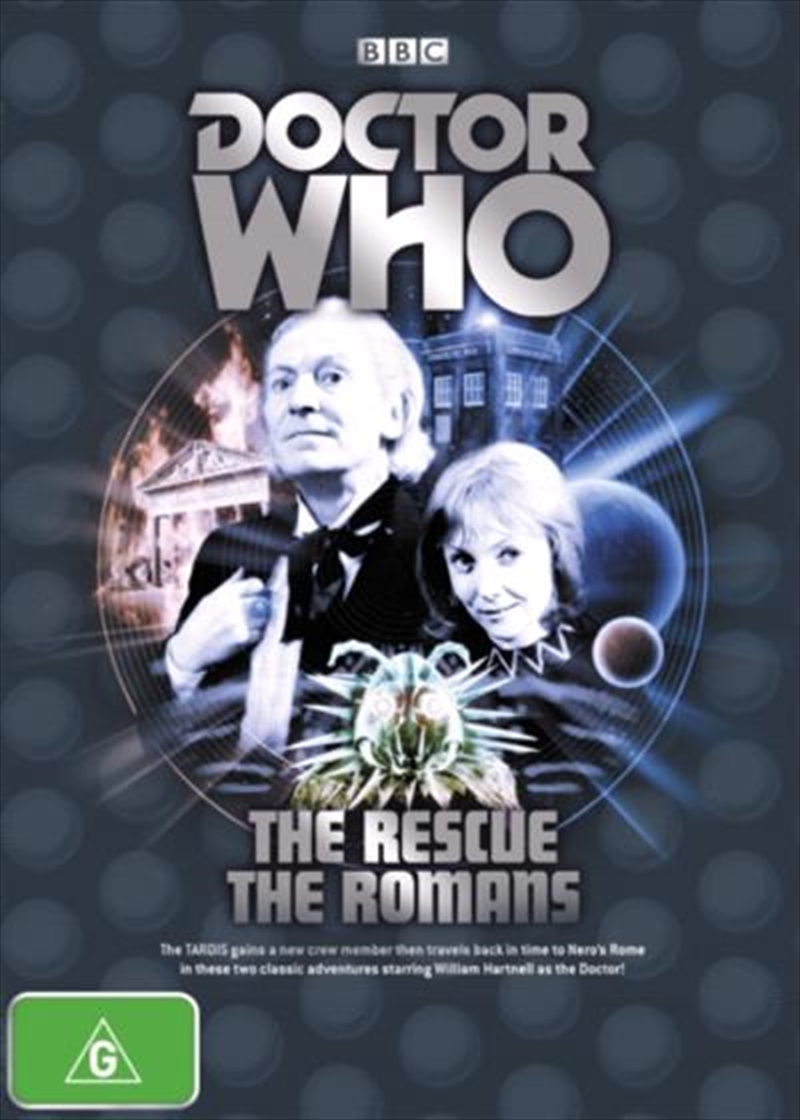 Doctor Who - Rescue, The / The Romans | DVD