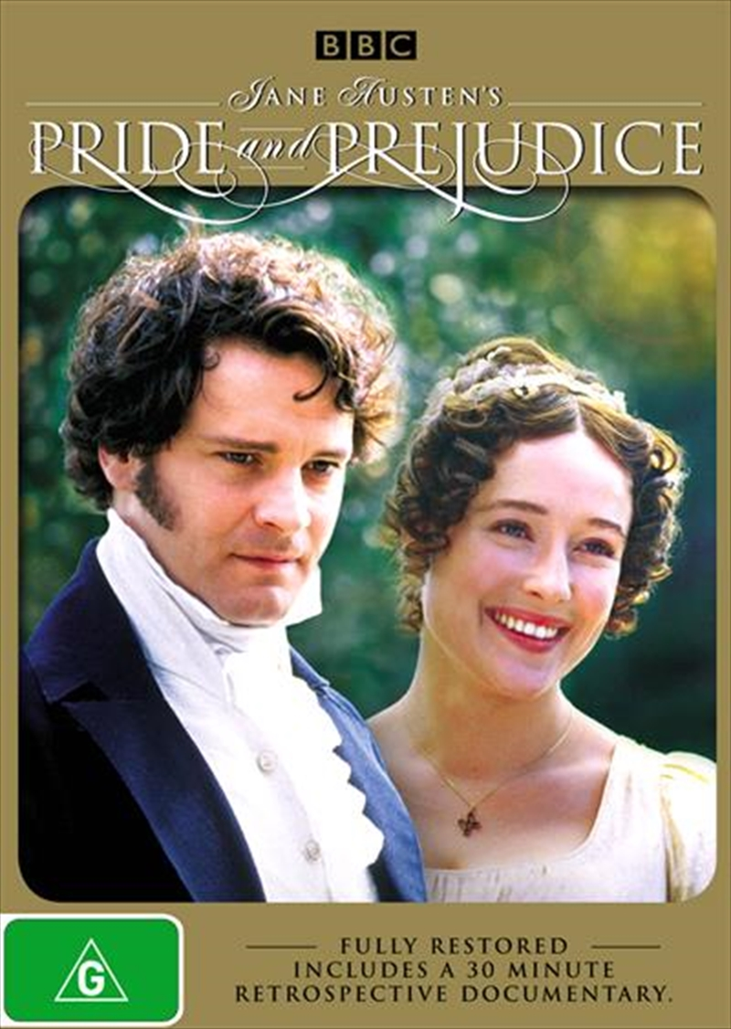 Pride And Prejudice | Remastered | DVD