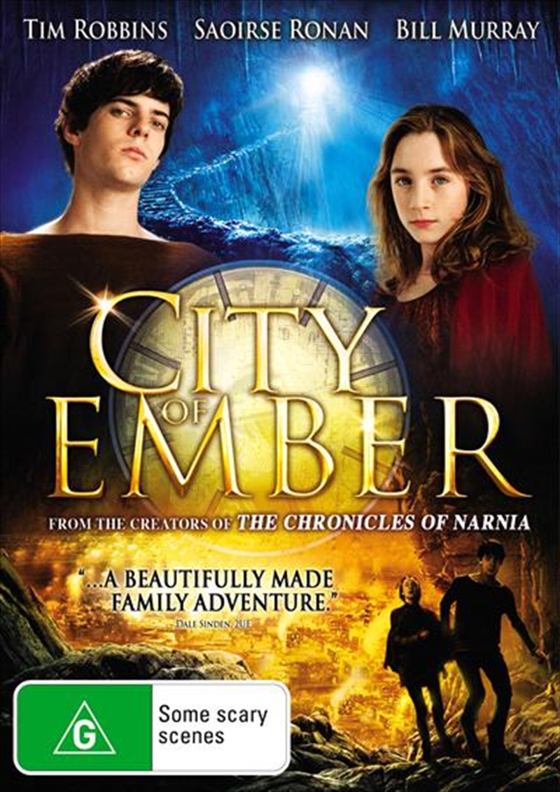 City Of Ember | DVD