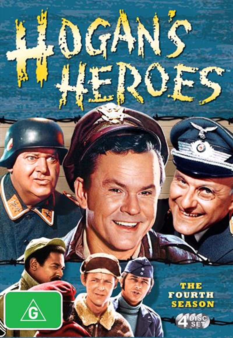 Hogan's Heroes - The Fourth Season | DVD