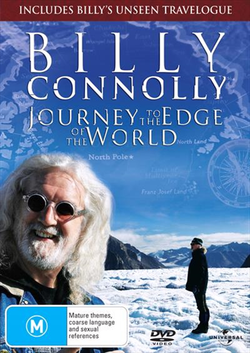 Billy Connolly: Journey To The Edge Of The World | DVD