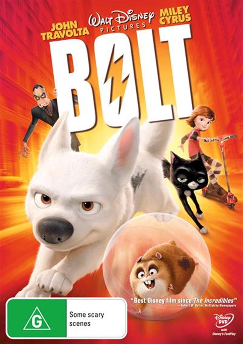 Bolt | DVD