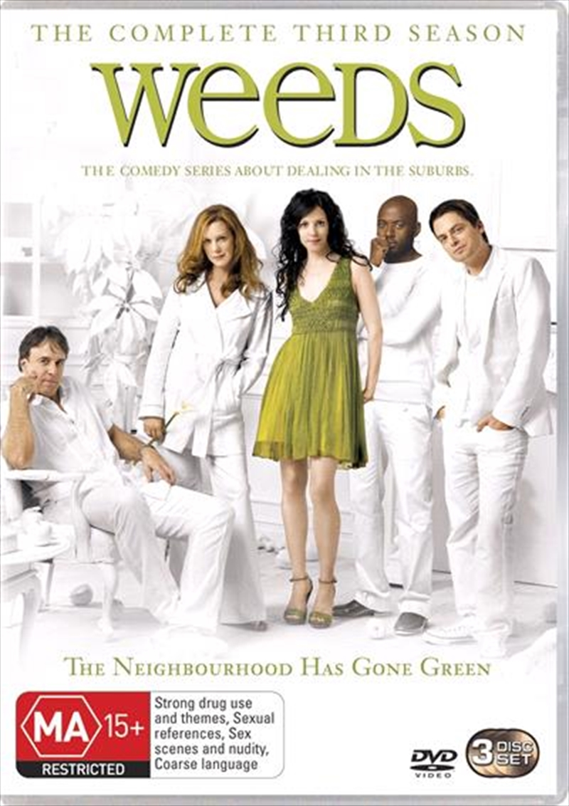 Weeds - Season 03 | DVD