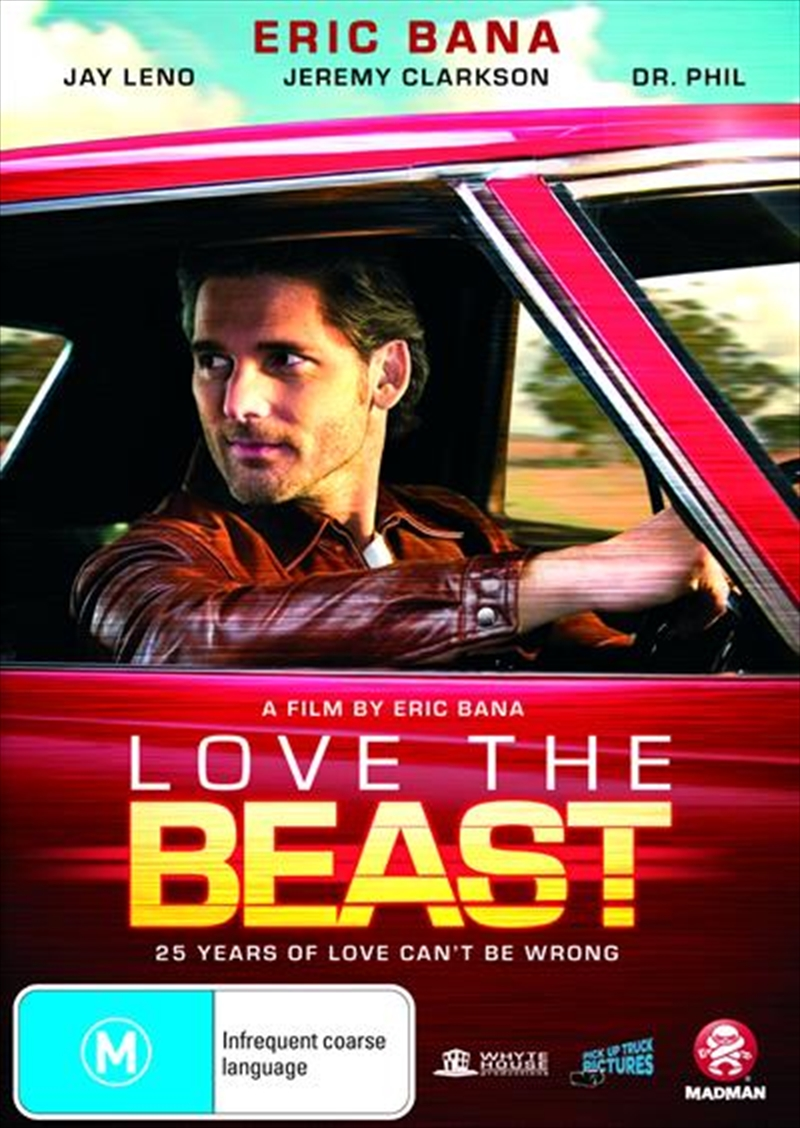 Love The Beast | DVD