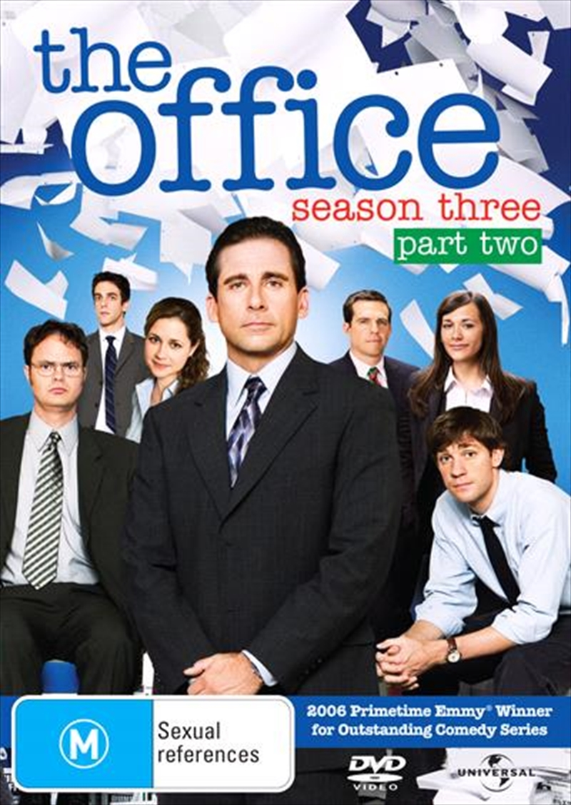Office - Season 3 - Part 2, The | DVD