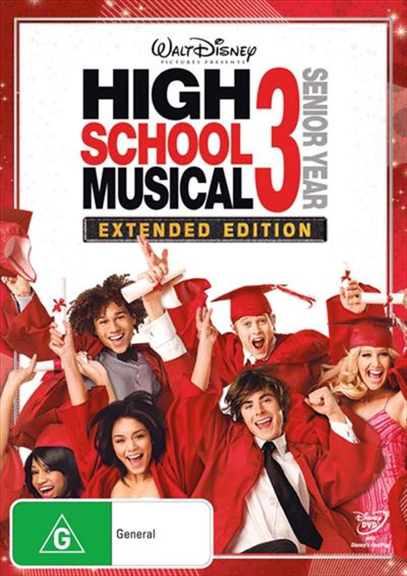 High School Musical 03 - Senior Year - Extended Edition | DVD