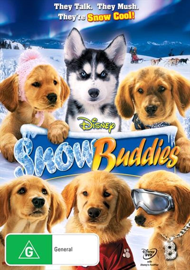Snow Buddies | DVD
