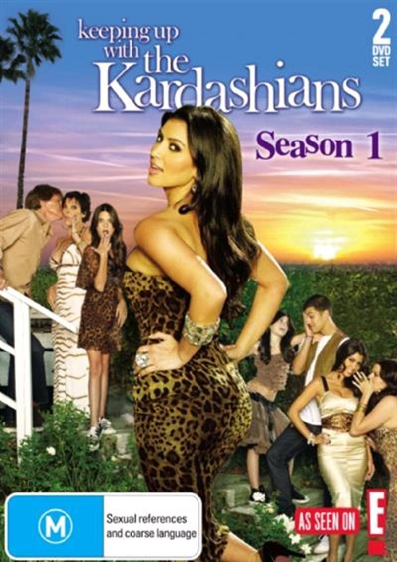 Keeping Up With The Kardashians - Season 01