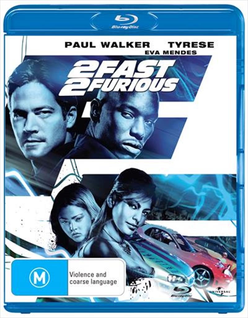 2 Fast 2 Furious | Blu-ray