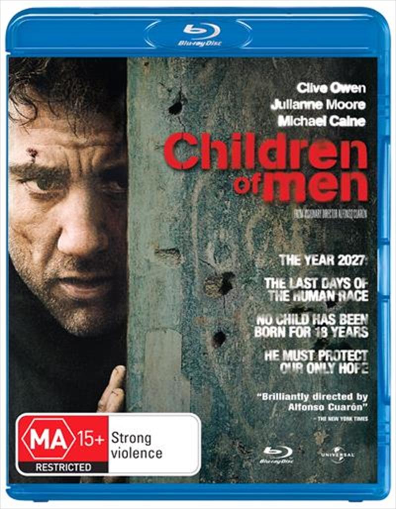 Children Of Men  - Single Disc | Blu-ray