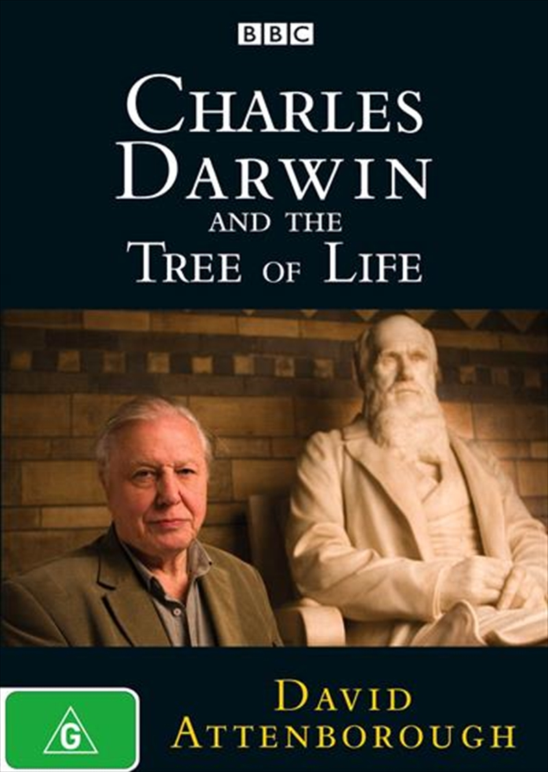 buy charles darwin and the tree of life david attenborough sanity. Black Bedroom Furniture Sets. Home Design Ideas