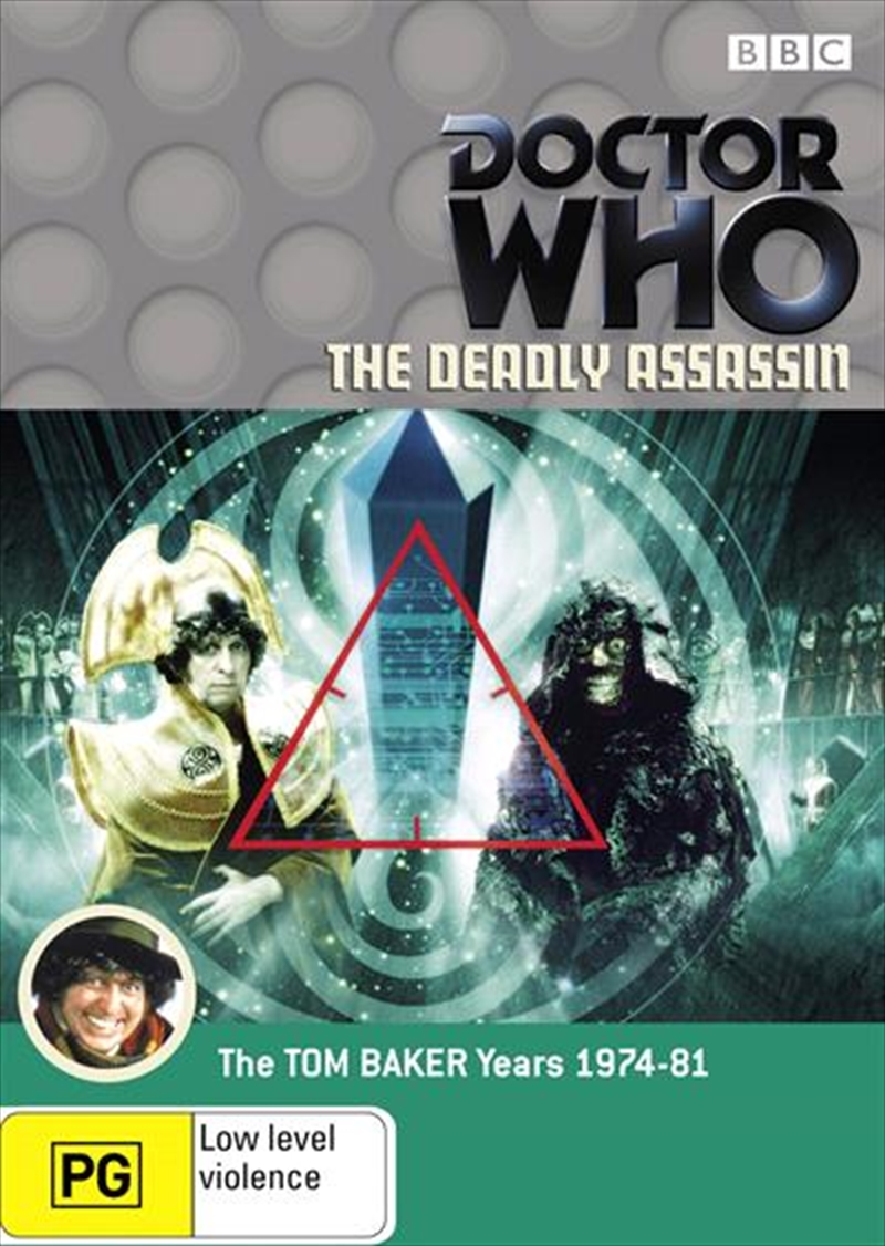 Doctor Who - The Deadly Assassin | DVD