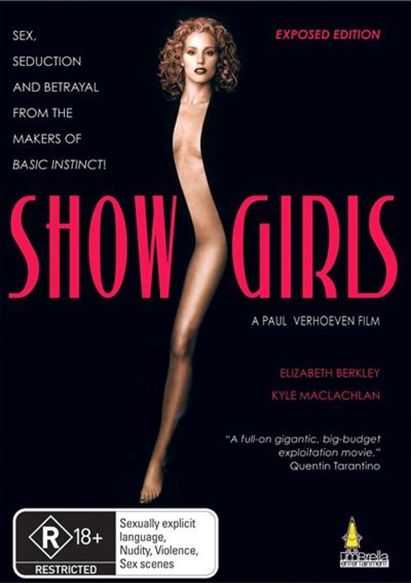 Showgirls | DVD