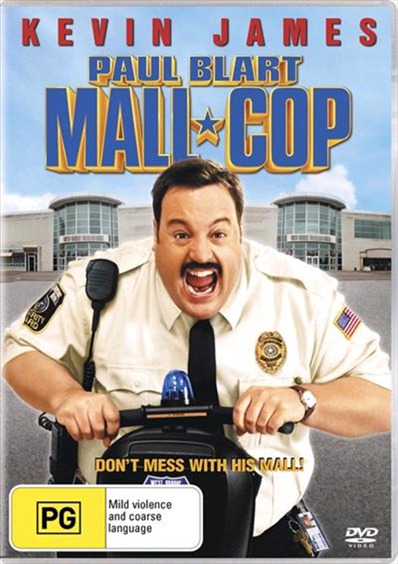 Paul Blart - Mall Cop | DVD