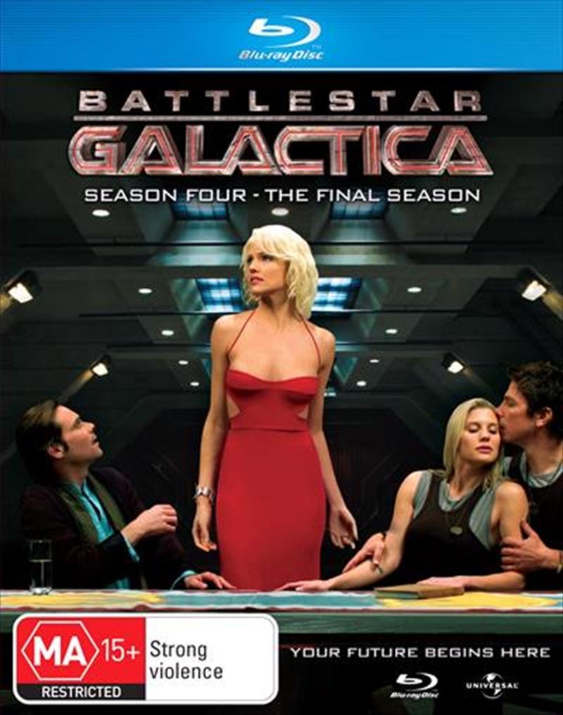 Battlestar Galactica - Season 04