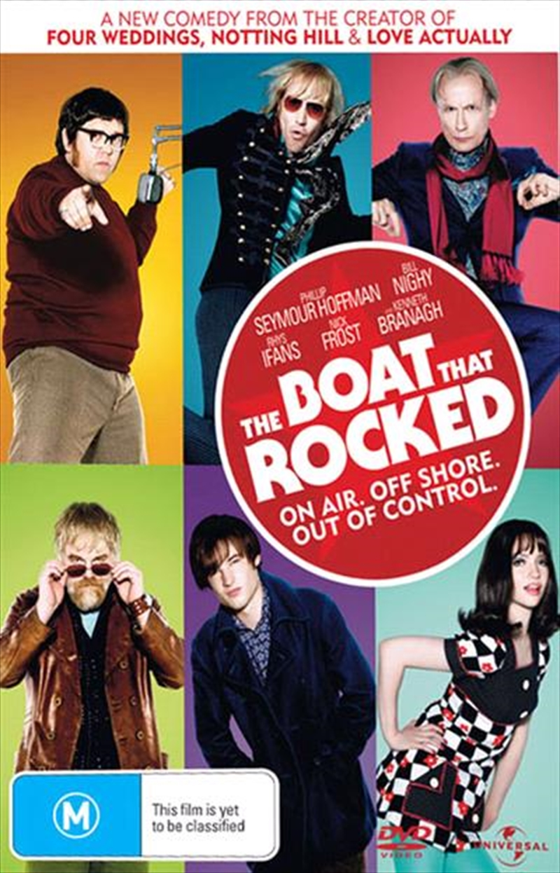 Buy Boat That Rocked On Dvd Sanity
