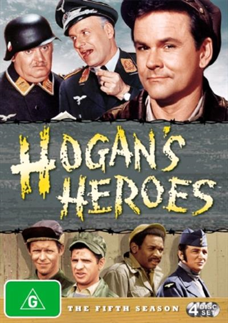 Hogan's Heroes - The Fifth Season | DVD